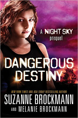 DANGEROUS DESTINY by Suzanne Brockmann and Melanie Brockmann