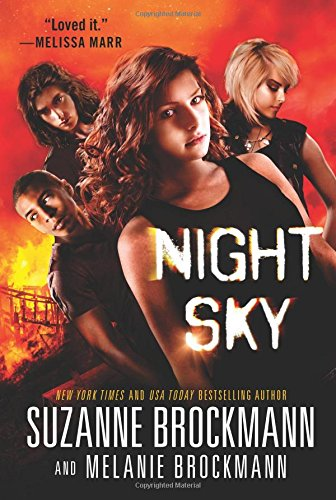 NIGHT SKY by Suzanne Brockmann and Melanie Brockmann