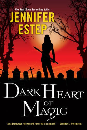 EXCLUSIVE AUDIO CLIP from DARK HEART OF MAGIC by Jennifer Estep