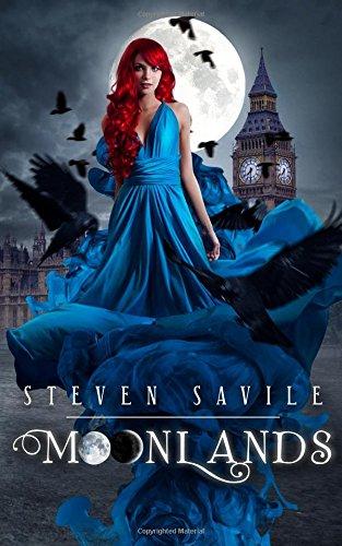 MOONLANDS by Steven Savile