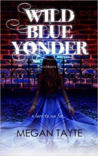 WILD BLUE YONDER By Megan Tayte