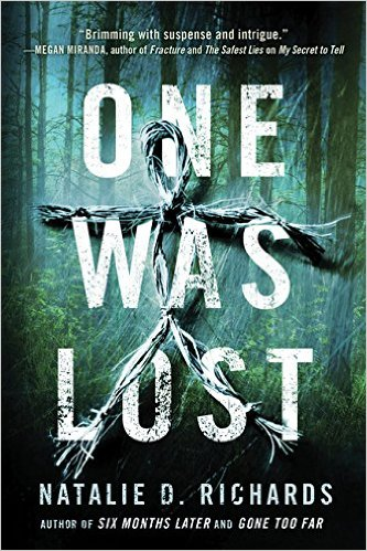 ONE WAS LOST By Natalie D. Richards