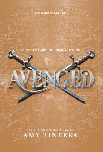 AVENGED By Amy Tintera